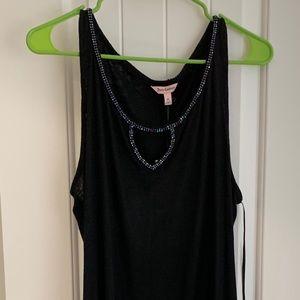Juicy black dress